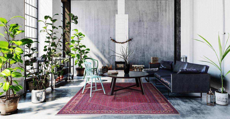 Greenery Trend In Interior Design Plants Nature