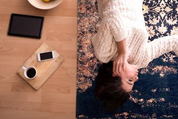 Orientteppiche und Fußbodenheizung?