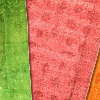 Colored Carpets